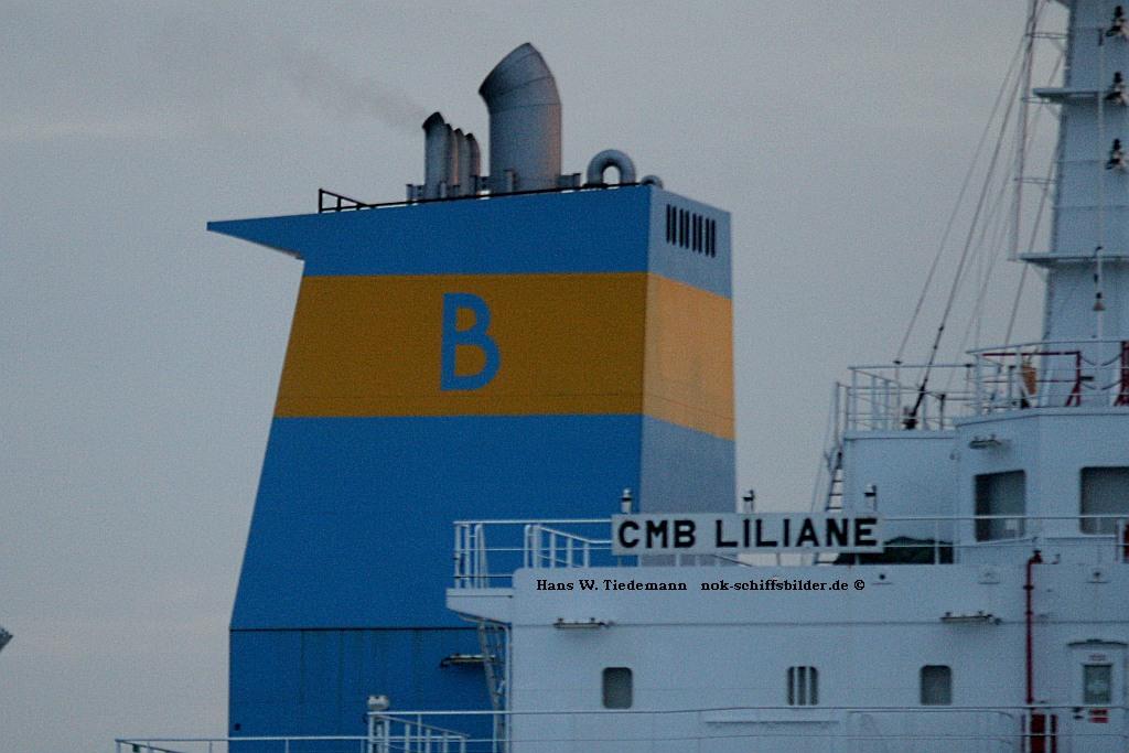 CMB LILIANE -BOCIMAR INTERNATIONAL NV