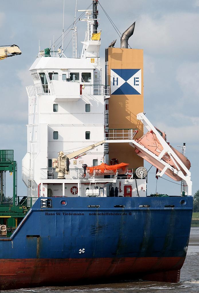 ONEGO PONZA-ECKHOFF  Reederei