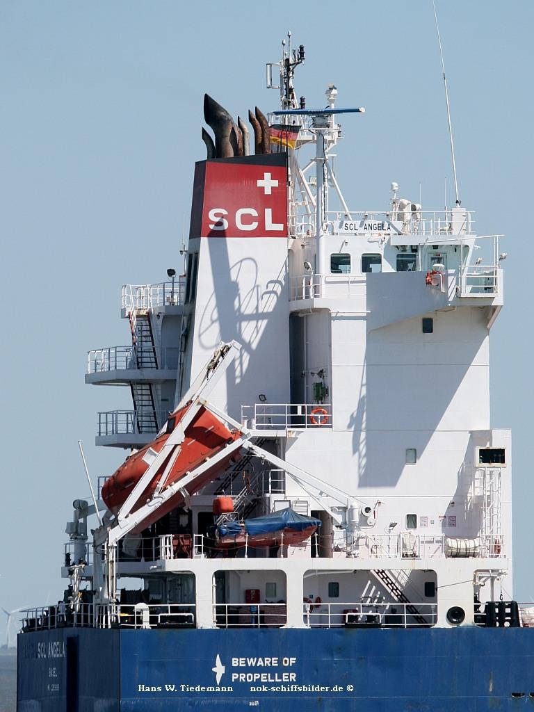 SCL ANGELA-Enzian Ship Management