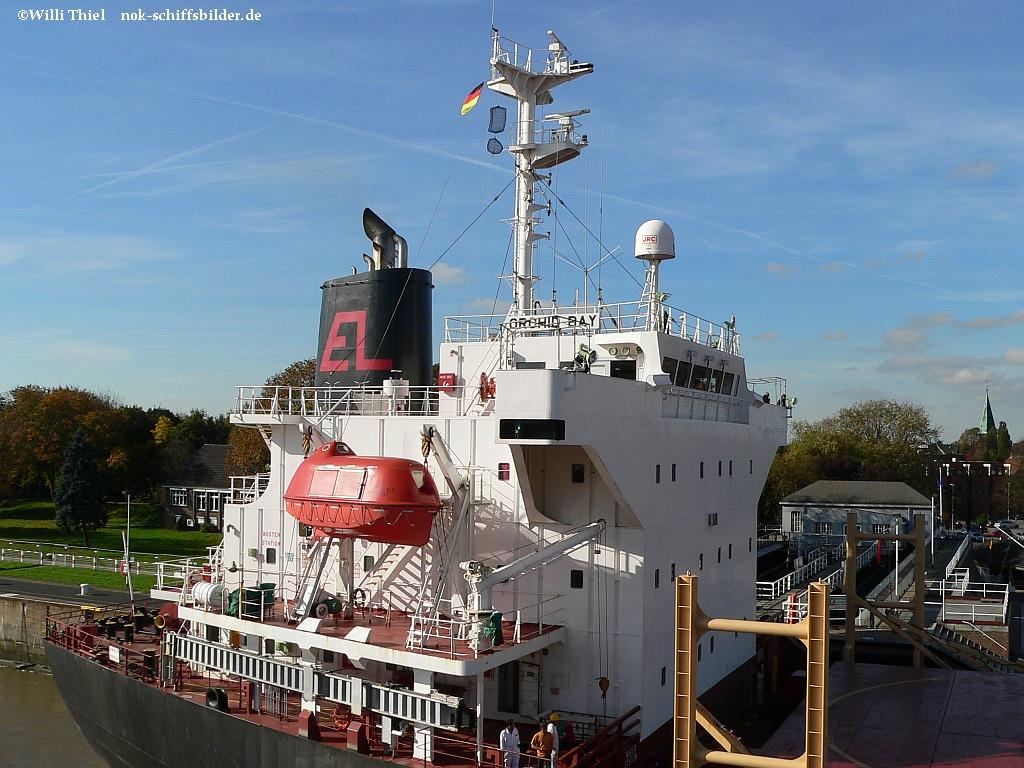 ORCHID BAY Achterschiff