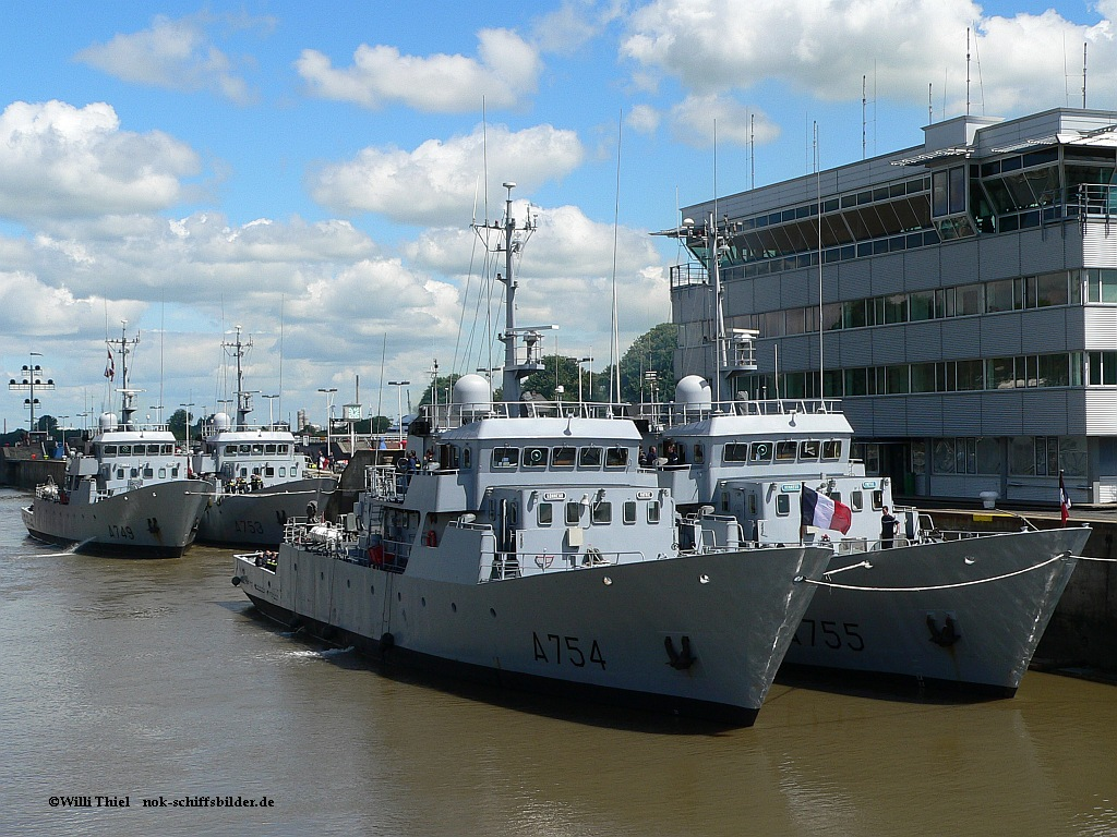 Französische Marine
