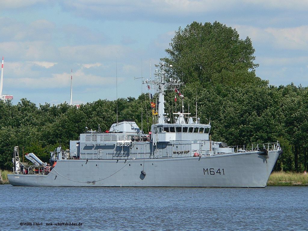 M 641 ERIDAN
