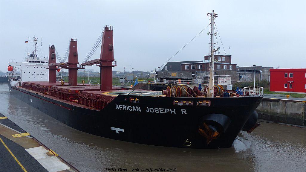 AFRICAN JOSEPH R
