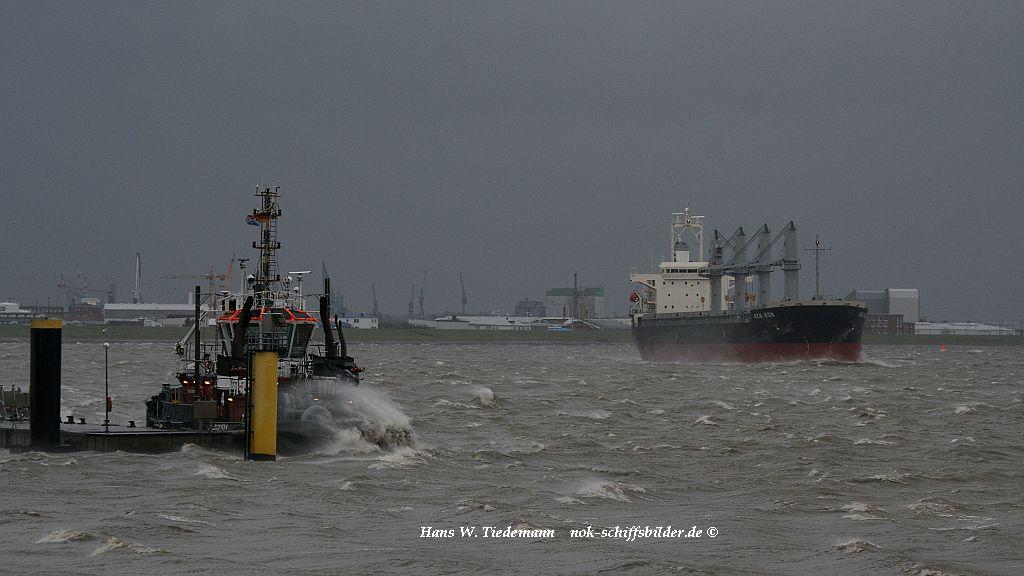 Weser  Januar 09.01.15