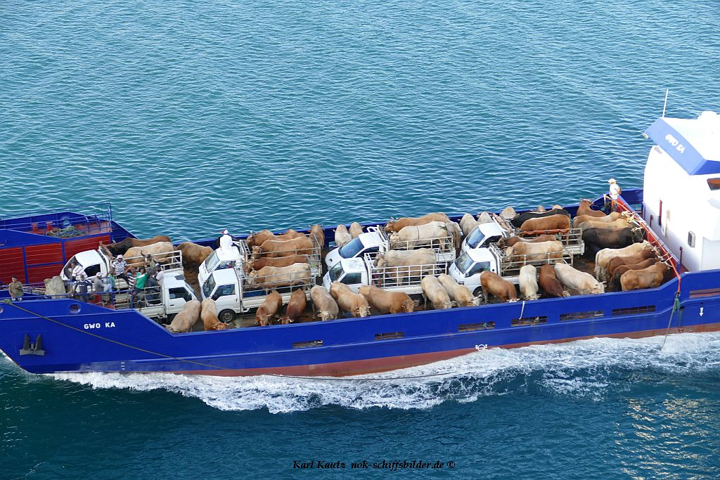 GWO KA-Gemischtwaren Ladung