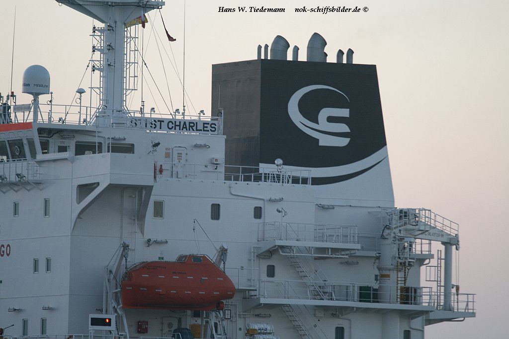 STI ST CHARLES -SCORPIO SHIP MANAGEMENT