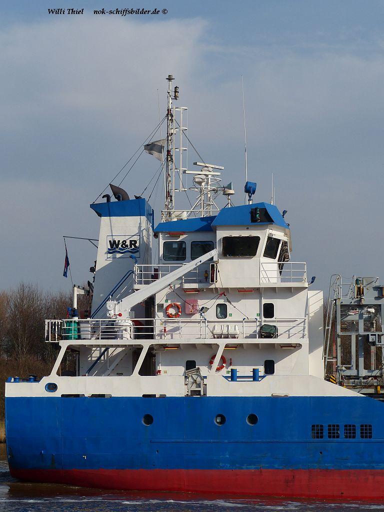 ANNE DORTE  W&R SHIPPING