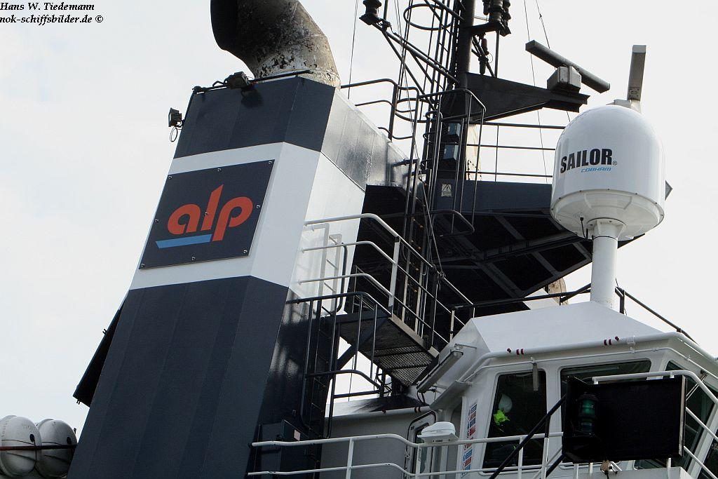 ALP IPPON - ALP MARITIME SERVICES BV