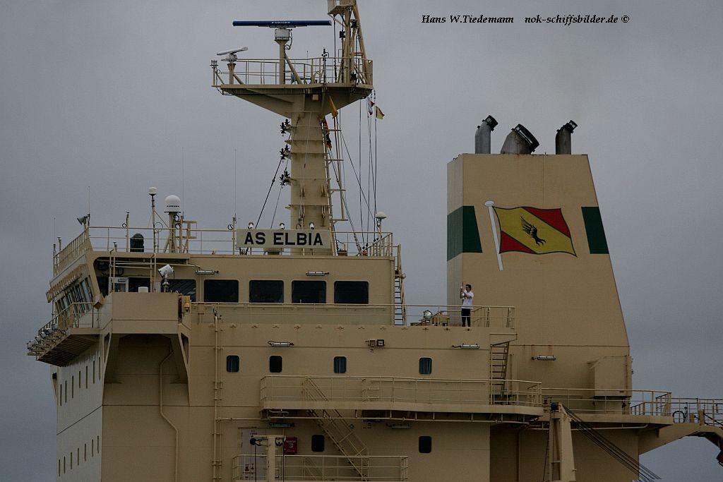 AS ELBIA - CJ AHRENKIEL Reederei