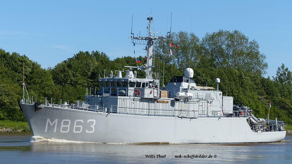 VLAARDINGEN M 863