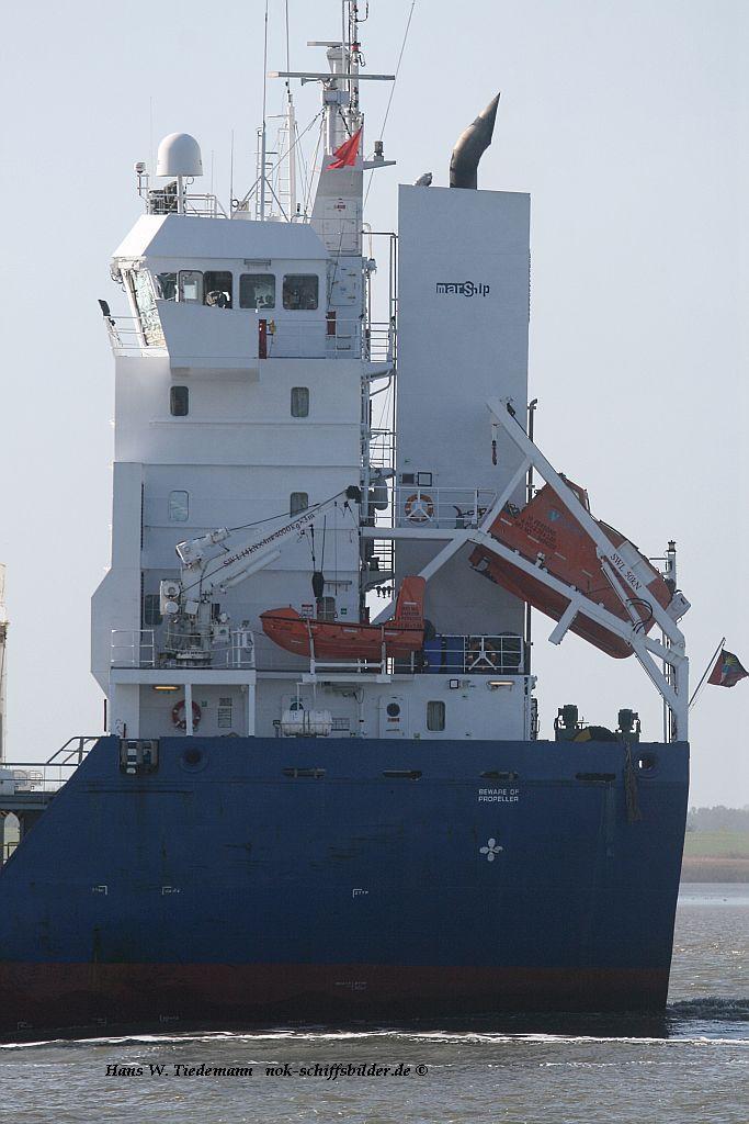 THORCO ARCTIC-MARSHIP Reederei
