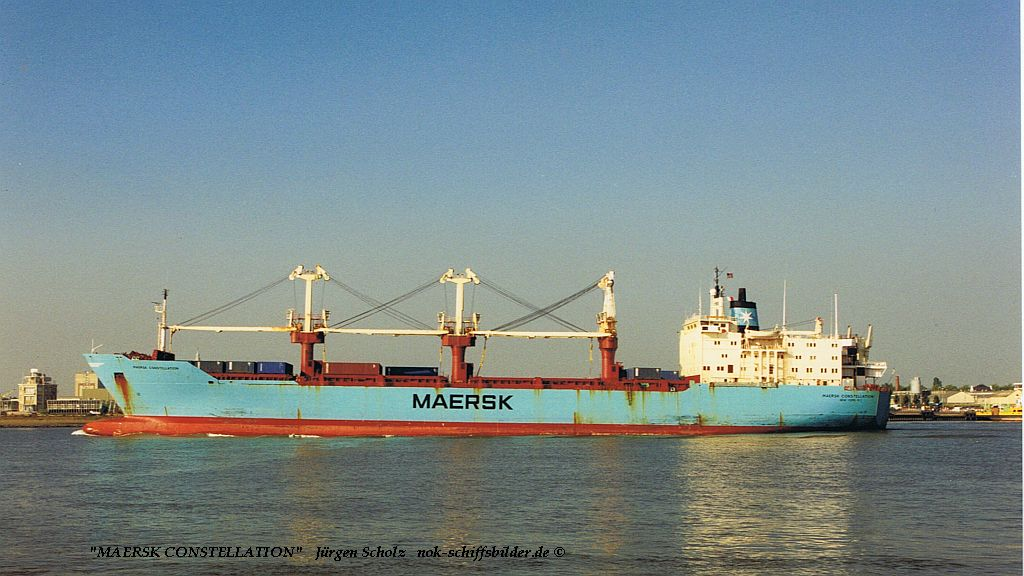 MAERSK CONSTELLATION