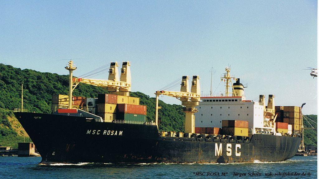 MSC ROSA M