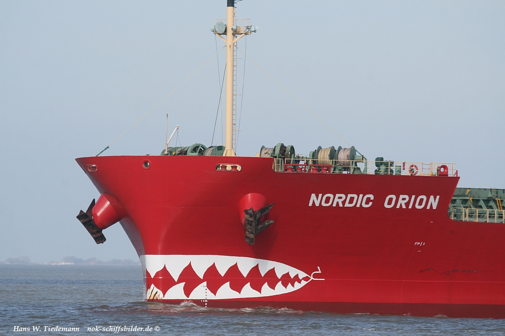 NORDIC ORION ...