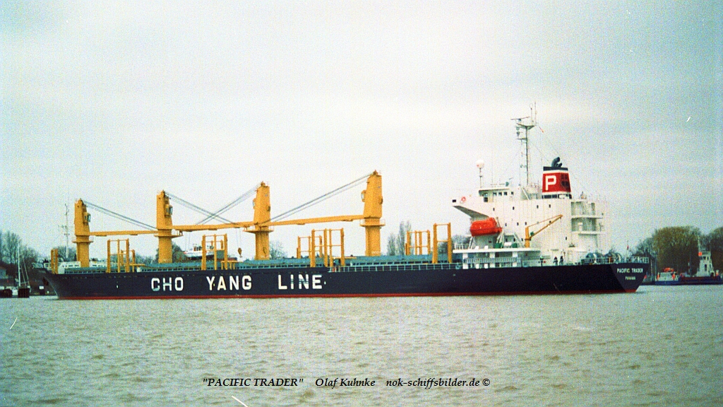 PACIFIC TRADER