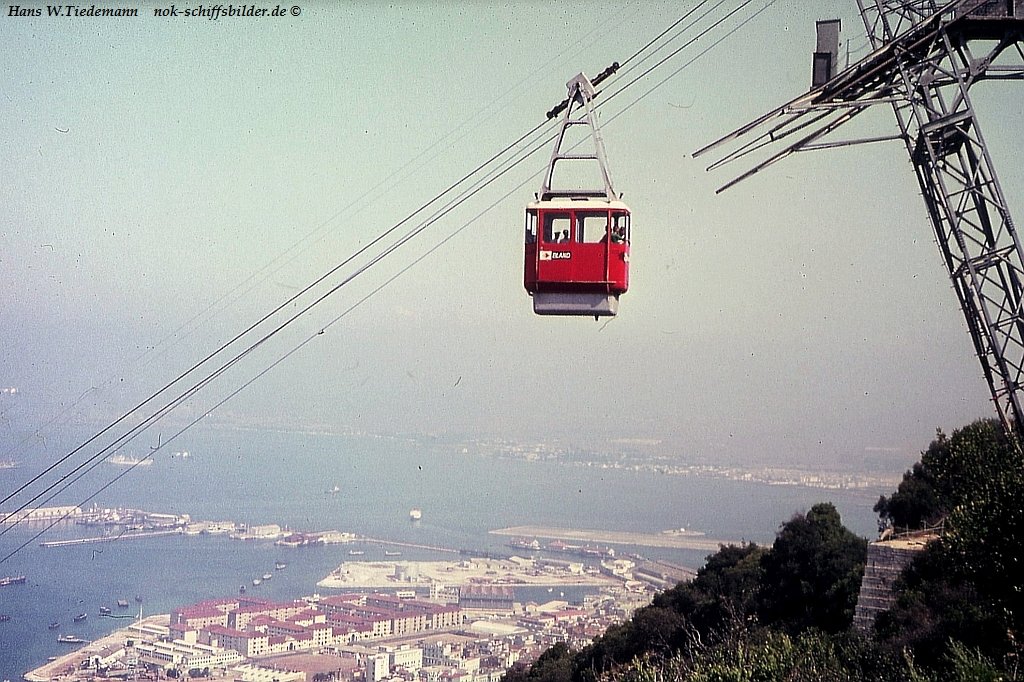 Gibraltar Anchorage