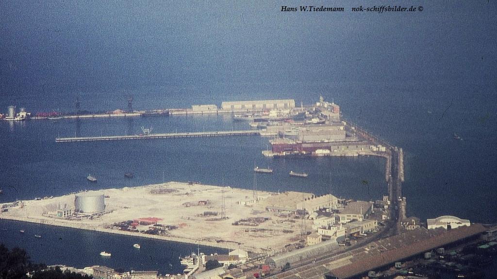 Gibraltar-Harbour