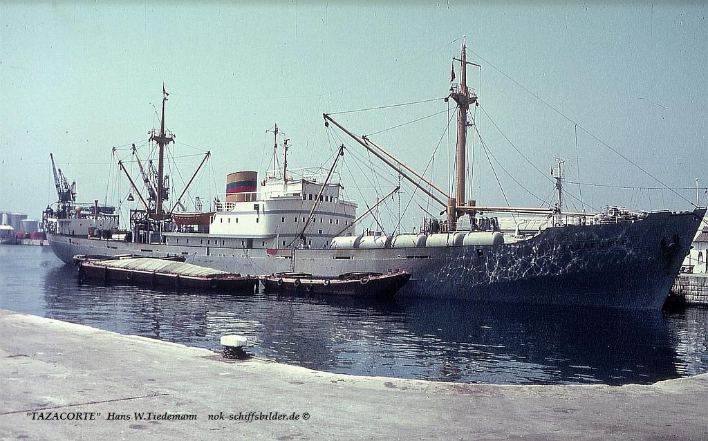 Tazacorte, DEU, -52, Dt. Werft, 3.079  BRT, 4.710 tdw- Gibralta.jpg