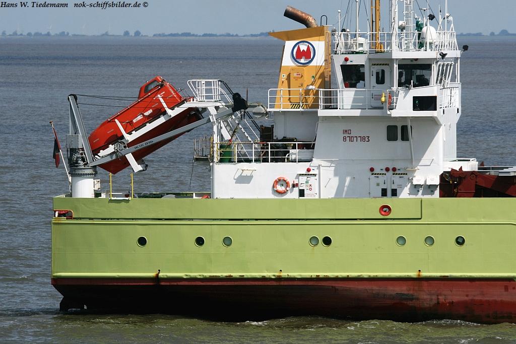 MARIE LEHMANN - Reederei Hans Lehmann