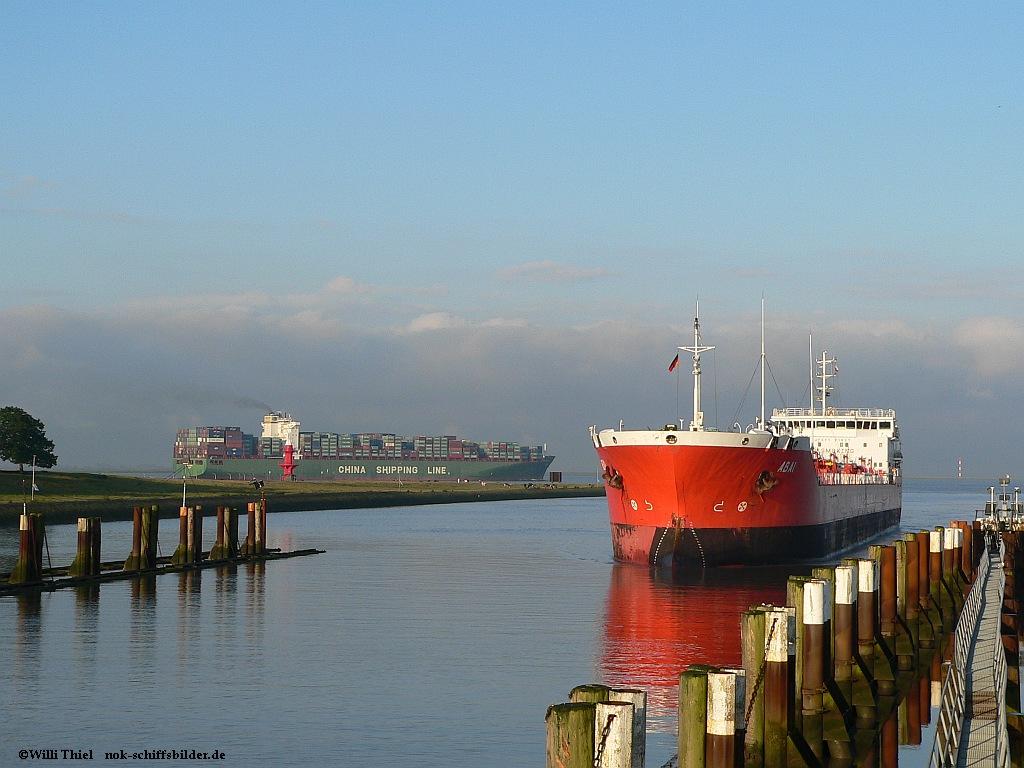 Was giebt's neues auf der Elbe