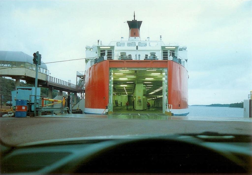 Ålandsfärjan