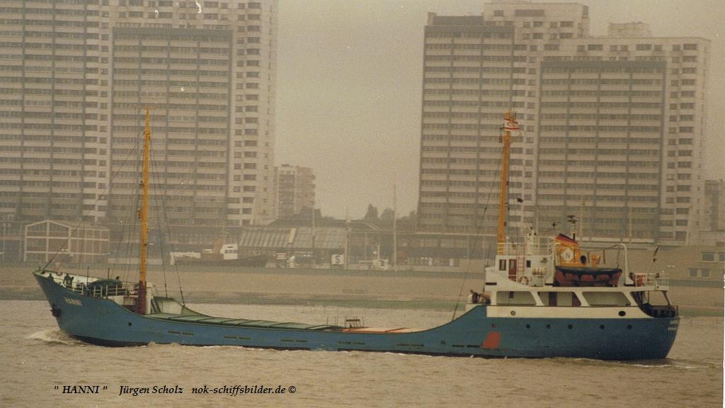 HANNI Weser Bremerhaven  19.09.1984.jpg