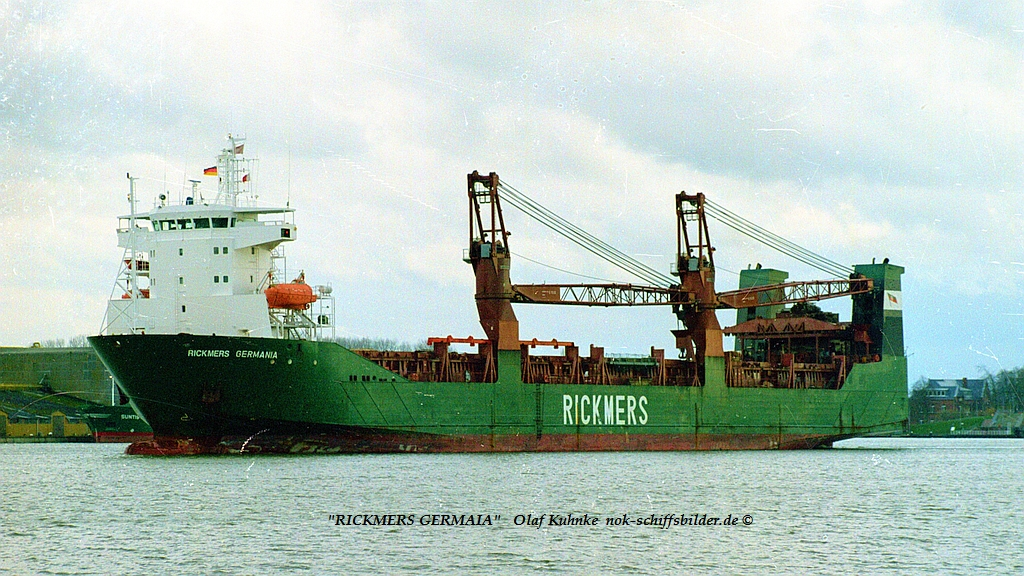 RICKMERS GERMANIA