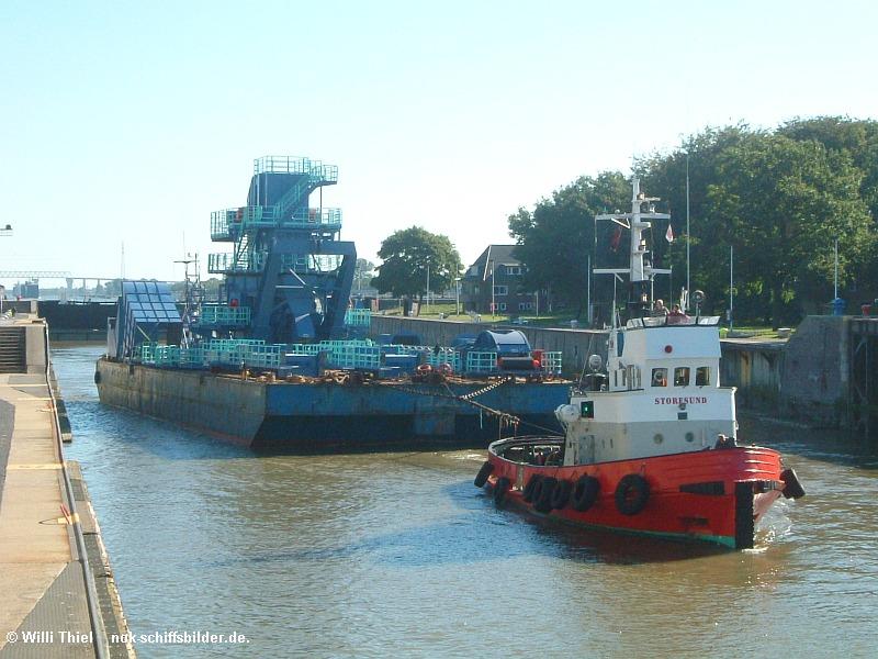 STÖRESUND & Barge
