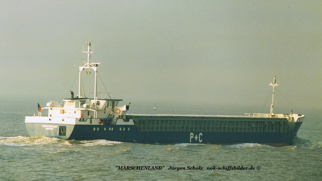 MARSCHENLAND  Weser Bremerhaven 29.11.1986.jpg