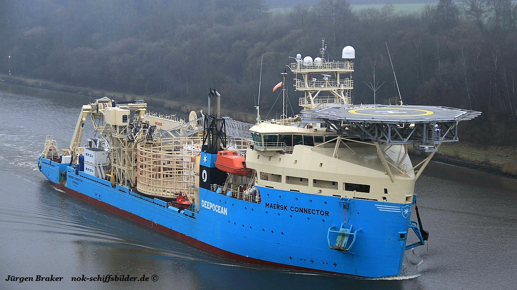 MAERSK CONNECTOR