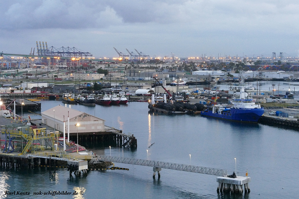 LOS ANGELES (Port)