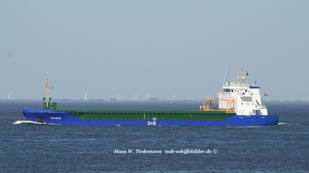 VÄRMDÖ Elbe Cuxhaven 04.07.2006