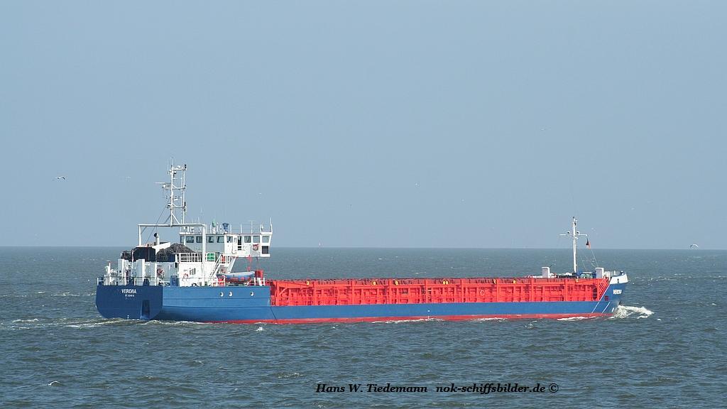 VERONA Elbe Cuxhaven 26.07.20o6