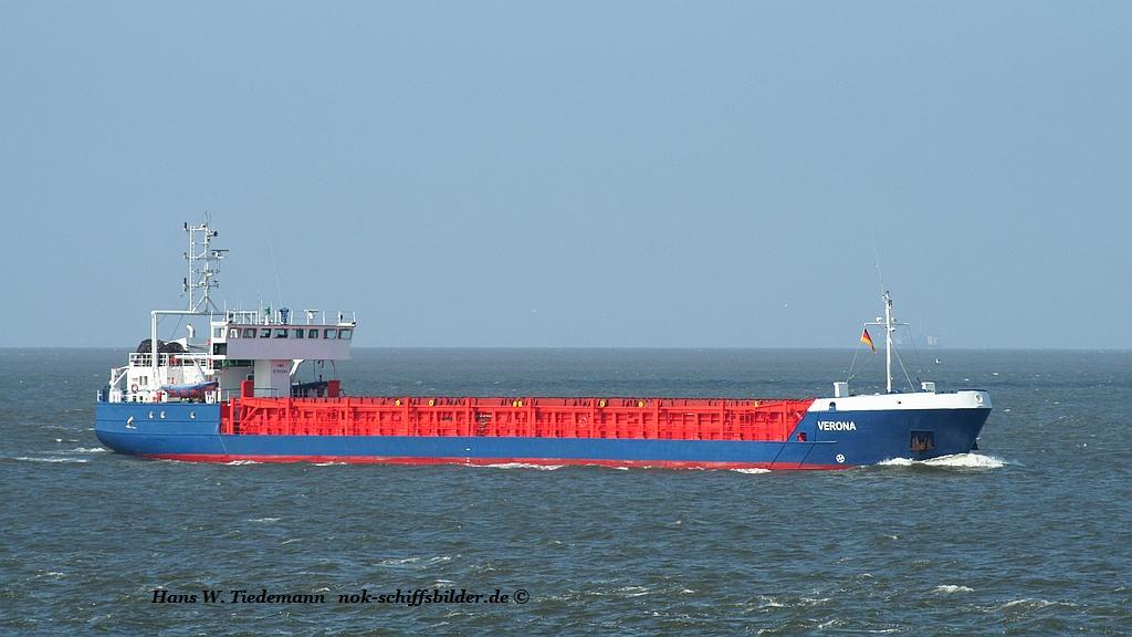 VERONA Elbe Cuxhaven 26.07.206