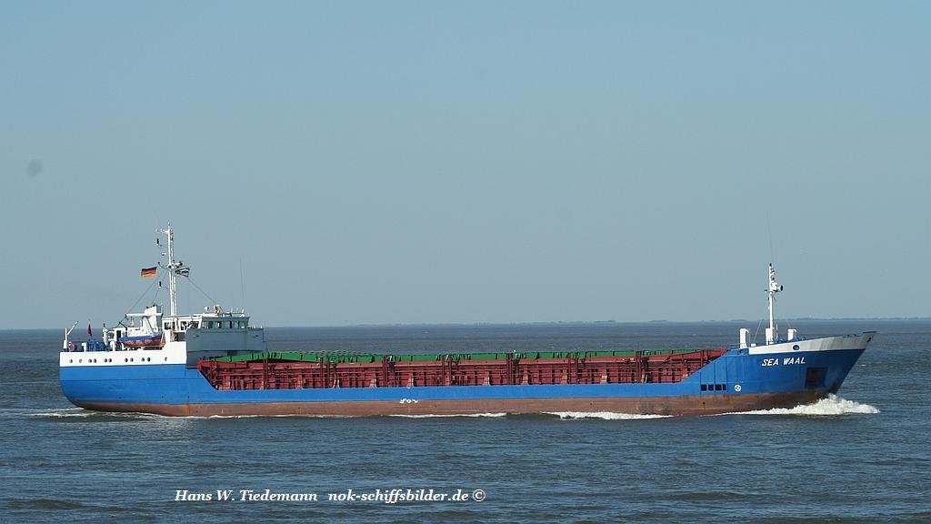 SEA WAAL Elbe Cuxhaven  04.07.2006