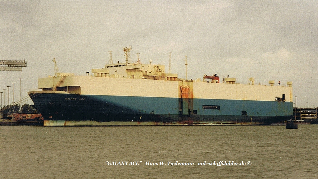 Galaxy Ace, umb. 95 Nosac Galaxy - 31.08.94 Bhv