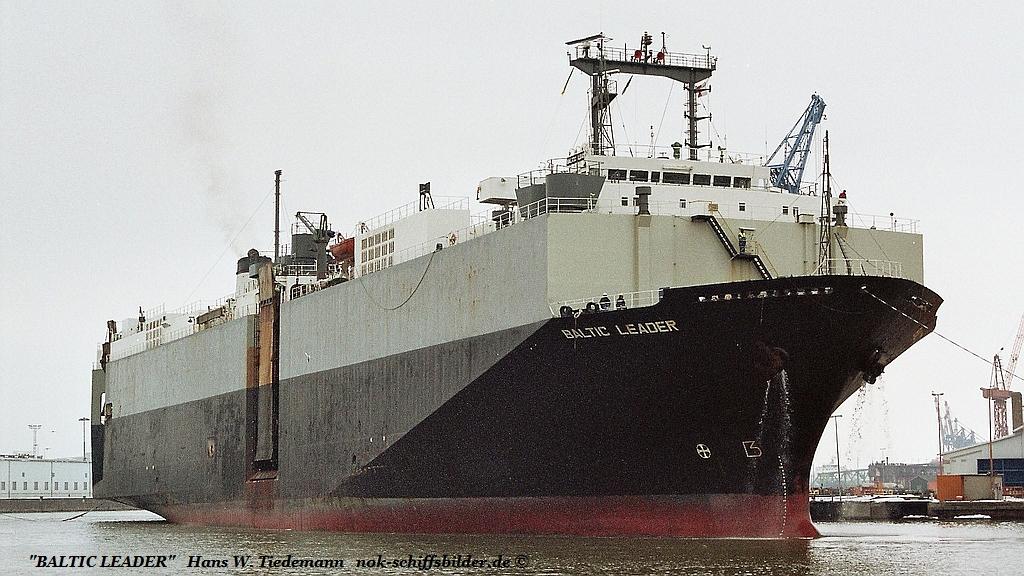 Baltic Leader, PAN, Wallem S.M., HKG - 20.03.06
