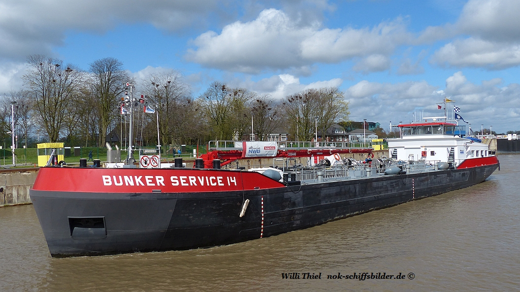 BUNKER SERVICE 14