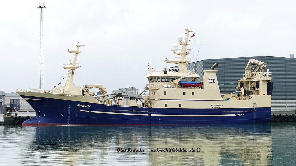 FISKEBANK M-101-SM
