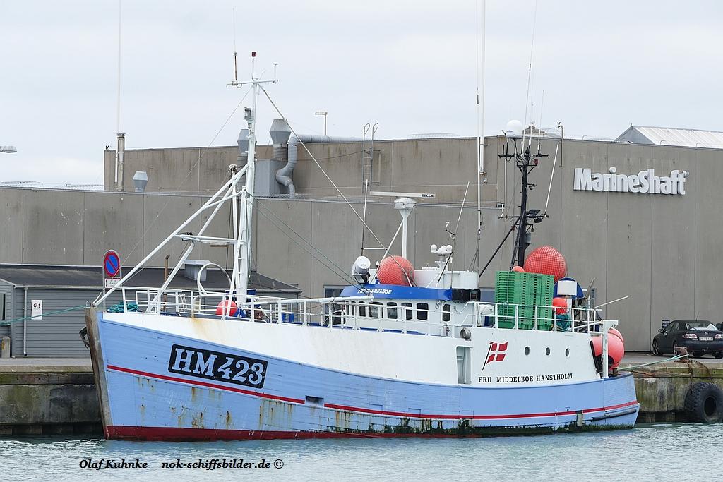 FRU MIDDELBOE HM 423