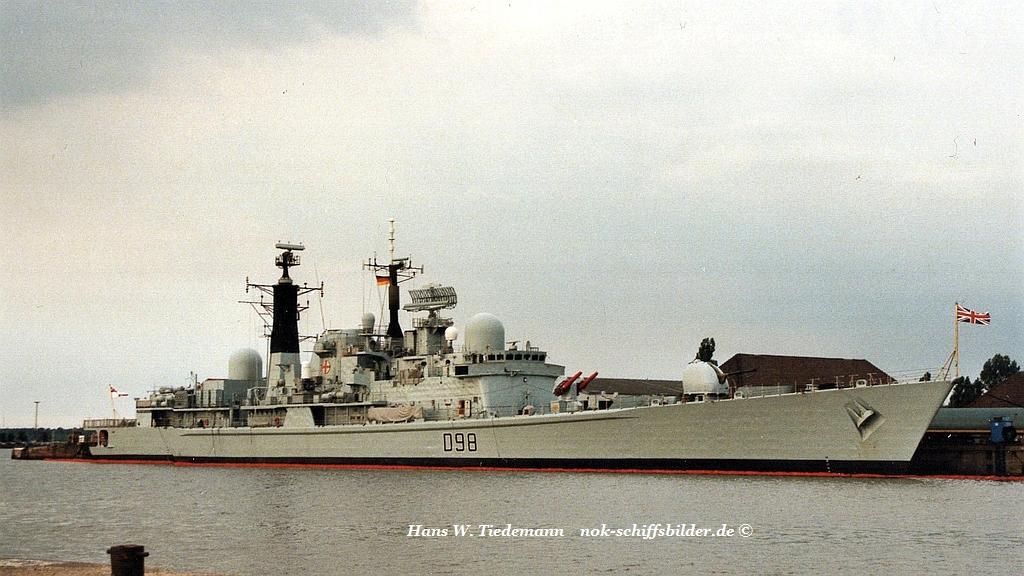 HMS York D 98 - 22.07.03 Bhv