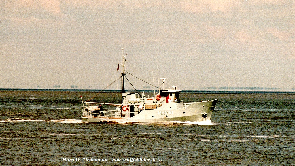 MHV 91 - 07.07.96 Cux