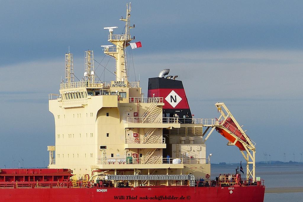 NAESS INTREPID-DORIS MARITIME SERVICES (NAESS SHIP MANAGEMENT