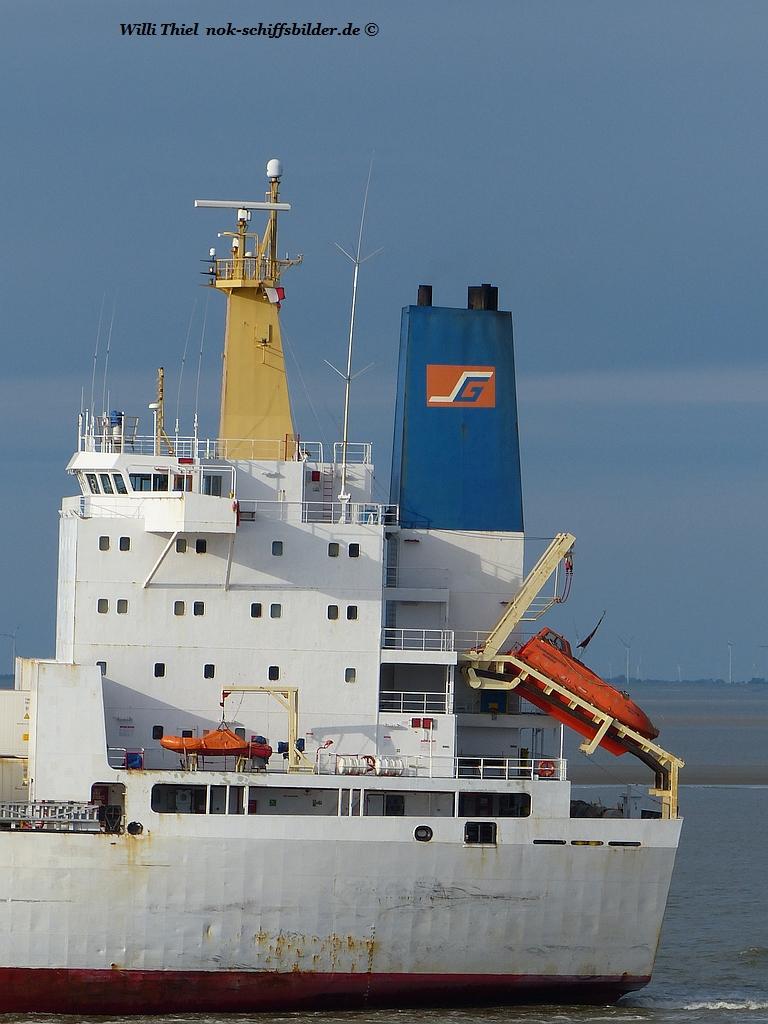 NEDERLAND REEFER-CHARTWORLD SHIPPING