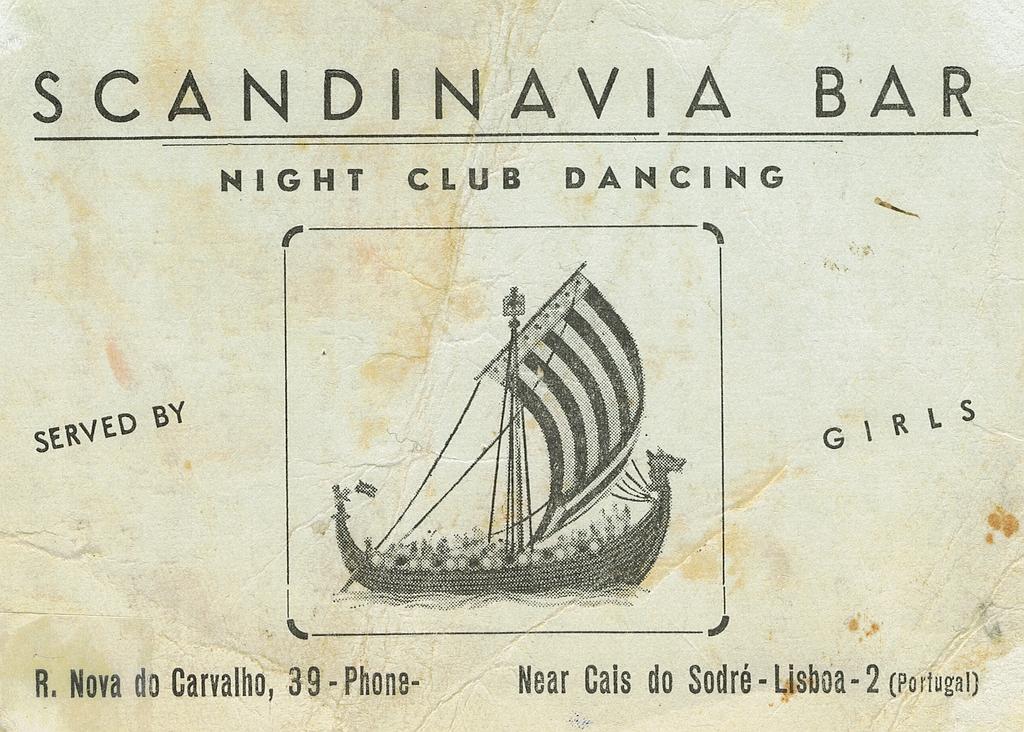 Scandinavia Bar ....
