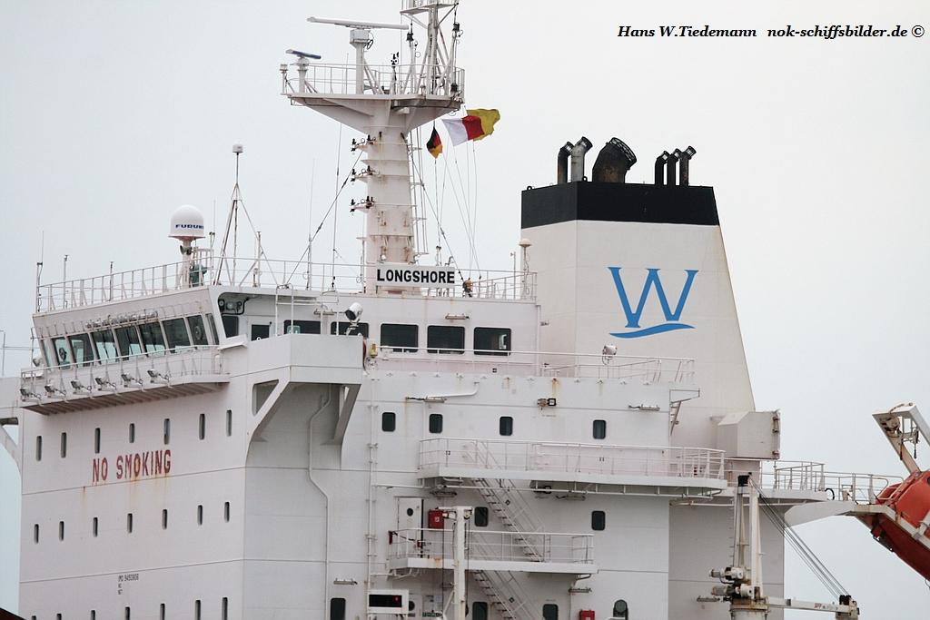 LONGSHORE -LONGSHORE MARITIME  /NEW TRADE SHIP MANAGEMENT