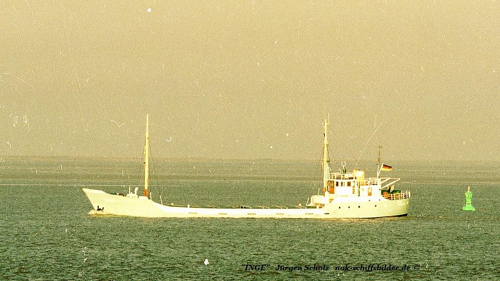 Inge Weser Bremerhaven 1983