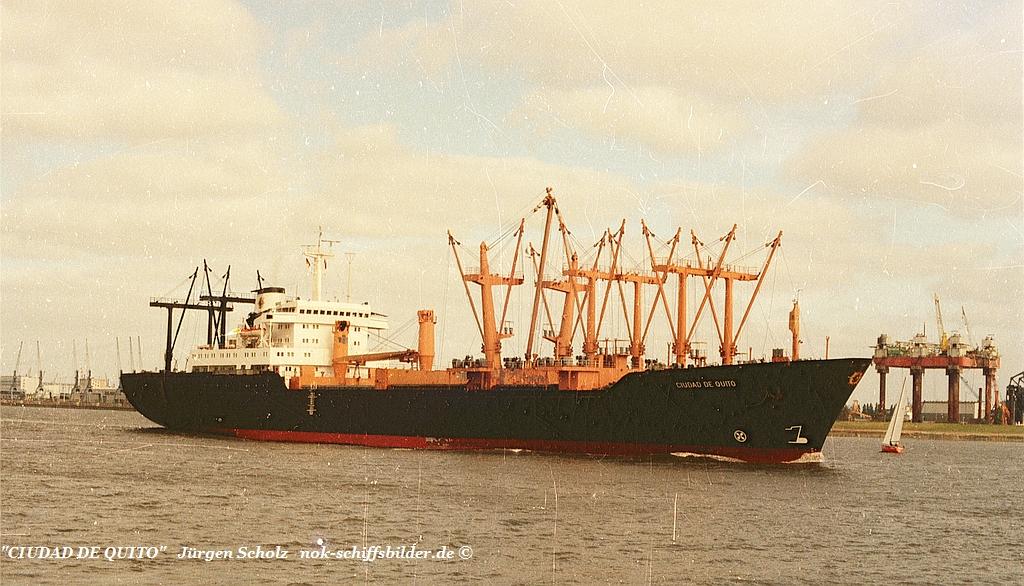 CIUDAD DE QUITO Weser Bremerhaven 1983.jpg