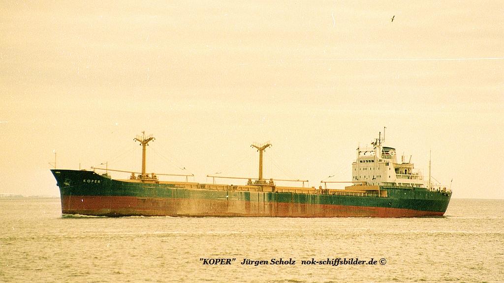KOPER - IMO 6621014 Weser Bremerhaven 02.1989.jpg