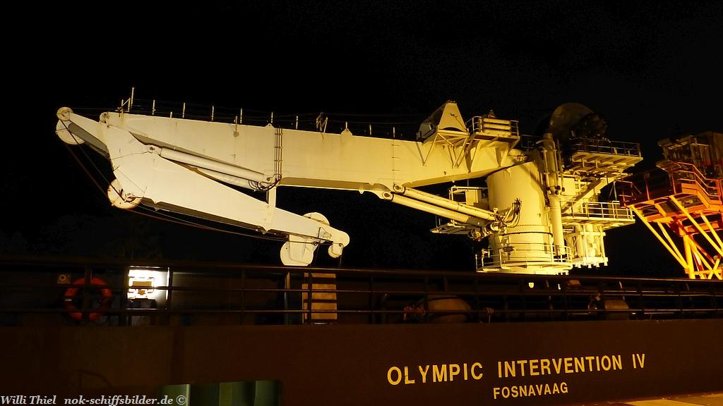 OLYMPIC INTERVENTION IV....